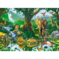 Ravensburger Harmony In The Jungle Puzzle 500pc 14171