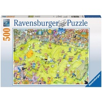 Ravensburger At the Soccer Match 500pc Puzzle 147861