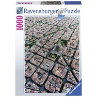 Ravensburger Barcelona from Above 1000pc Puzzle 15187