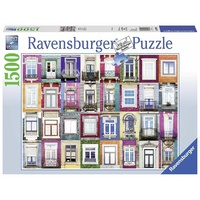 Ravensburger Portuguese Windows 1500pc Puzzle 16217