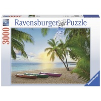 Ravensburger Palm Paradise 3000pc Puzzle 17071