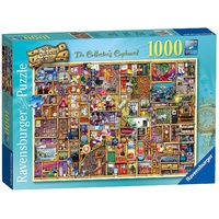 Ravensburger The Collector's Cupboard 1000pc Puzzle 19827