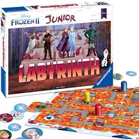 Ravensburger DIsney Frozen 2 Junior Labyrinth Game