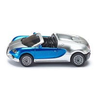Siku Bugatti Veyron Grand Sport 1:55 Scale Diecast Vehicle 1353