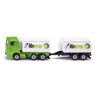 Siku Scania Tank Truck with Tank Trailer Diecast Vehicle Approx 1:100 Scale 1690