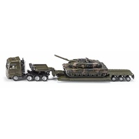 Siku Heavy Haulage truck with tank 1:87 scale 1872