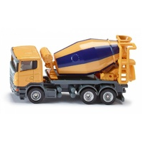 Siku Cement Mixer 1:87 Scale Diecast Vehicle 1896
