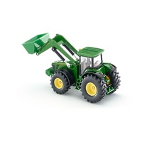 Siku John Deere 8530 tractor with Frontloader 1:50 Scale Diecast Vehicle 1982