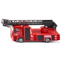 Siku Super MAN Fire Engine with Aerial Ladder 2114 1:50 Scale