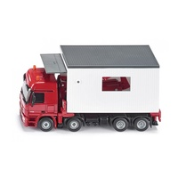 Siku Super Truck With Removable Garage 1:50 Scale Diecast Vehicle 3544