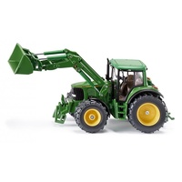 Siku John Deere With Front Loader 1:32 Scale Diecast Vehicle 3652