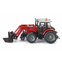 Siku Massey Fergusson Tractor With Front Loader 1:32 Scale diecast metal 3653