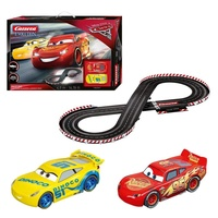 Carrera Evolution Disney Pixars Cars 3 Race Day Set