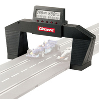 Carrera Evo, Go!!! Slot Car Lap Counter infrared 71590