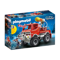 Playmobil City Action Fire Truck 9466