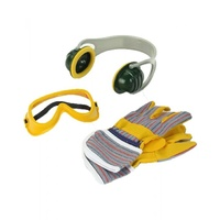 Bosch Earmuffs & Accessories Set Pretend Play Toy