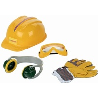 Bosch Helmet, Earmuffs & Accessories Toy Pretend Play