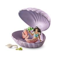 Schleich Bayala Mermaid with Baby Turtle in Shell 70562