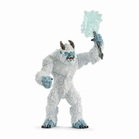 Schleich Eldrador Creatures Ice Monster with Weapon 42448