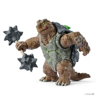 Schleich Eldrador Creatures Armoured Turtle with Weapon 42496