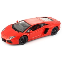 Bburago Lamborghini Aventador LP 700-4 orange 1:18 scale 11033