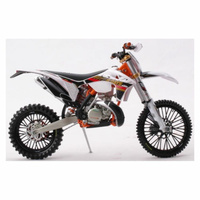 KTM 350 EXC-F Six Days Germany 2013 Dirt Bike 1:12 Scale