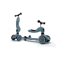 Scoot and Ride Highwaykick1 Steel Blue