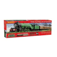 Hornby The Flying Scotsman 00 Gauge Train Set LNWE Class AI 4-6-2