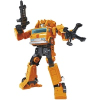Transformers Earthrise War For Cybertron Voyager Class - GRAPPLE WFC-E10