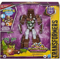 Transformers Cyberverse Battle Call Trooper Class - Wildwheel