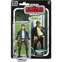 "Star Wars 40th Anniversary Empire Strikes Back 6"" Series - HAN SOLO (Bespin)"