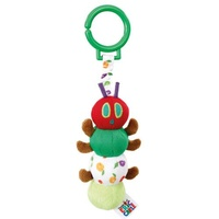 Eric Carle Very Hungry Caterpillar Jiggle Attachable Tiny Caterpillar
