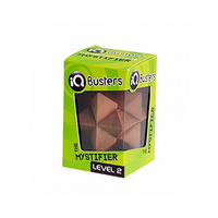 IQ Busters Wood Puzzle The Mystifier Level 2