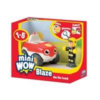 WOW Toys Blaze the Fire Truck