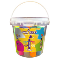 Little Brian Paint Sticks in Bucket 20pk