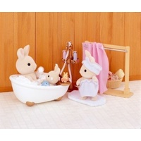 Sylvanian Families Bath & Shower Set 5022