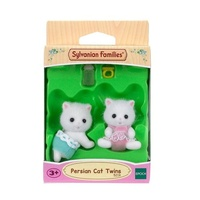 Sylvanian Families Persian Cat Twins 5219