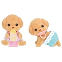 Sylvanian Families Toy Poodle Twins 5261
