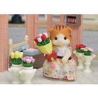 Sylvanian Families Blooming Flower Shop 5360