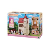 Sylvanian Families Red Roof Tower Home 5400