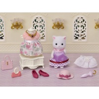 Sylvanian Families Fashion Play Set Persian Cat 5461