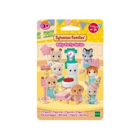 Sylvanian Families Blind Bag Baby Party Series Collect all 9! One Supplied
