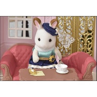 Sylvanian Families Town Girl Series - Chocolate Rabbit Stella