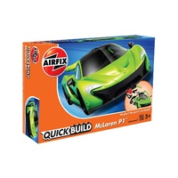Airfix QuickBuild McLaren P1 Green model building kit