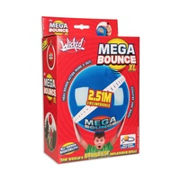 Wicked Mega Bounce XL Red or Blue Assorted