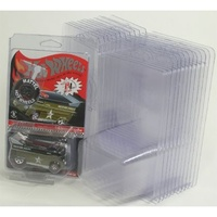 50 x Original 900 series Protecto Paks for Standard Mainline Hot Wheels Cards