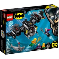 LEGO DC Super Heroes Batman Batsub and the Underwater Clash 76116