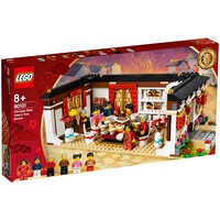 LEGO Seasonal Chinese New Year's Eve Dinner 80101