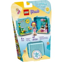 LEGO Friends Stephanie's Summer Play Cube 41411