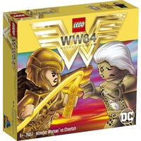 LEGO DC Wonder Woman vs Cheetah 76157